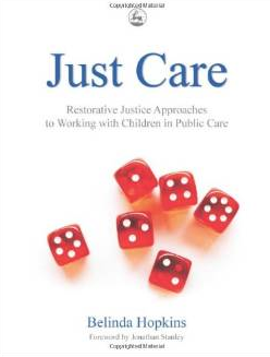 Cover image depicting dice for the Just Care book