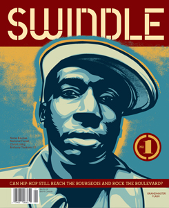 cover of Swindle Quarterly