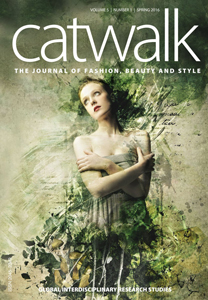 cover of Catwalk: The Journal of Fashion, Beauty and Style