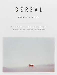 cover of Cereal