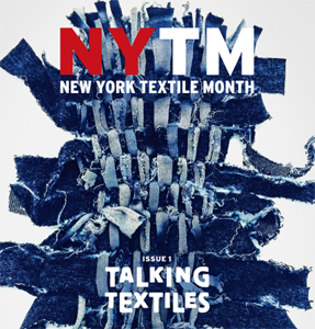 cover of Talking Textiles