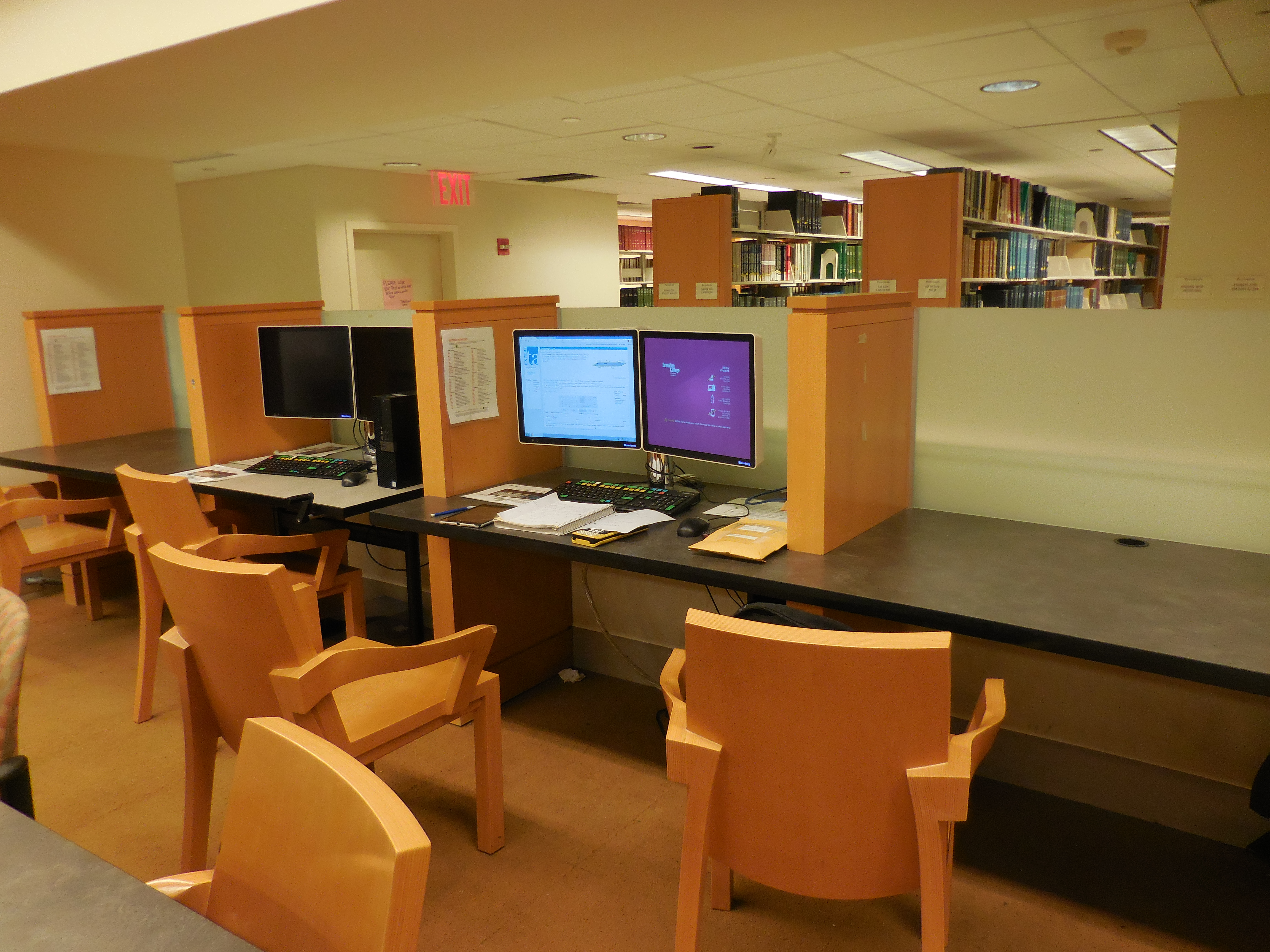 Home Bloomberg Terminal Libguides Home At Brooklyn College Library