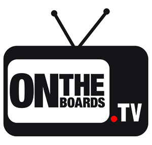 On the Boards logo