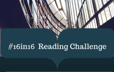 16in16 Reading Challenge