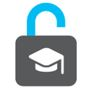 The Learning Centre unocked padlock icon