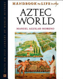 Handbook to Life in the Aztec World book cover image