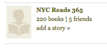 NYC Reads 365 profile