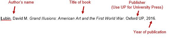 ebook  In text citation