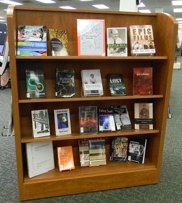 South Campus LLC Book Display