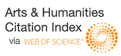 Arts and Humanities Citation Index
