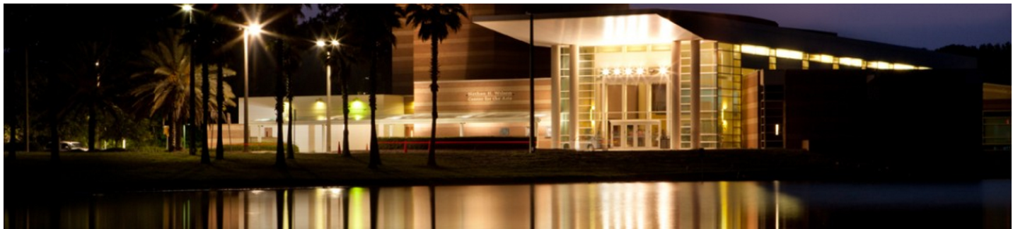 South Campus LLC at night