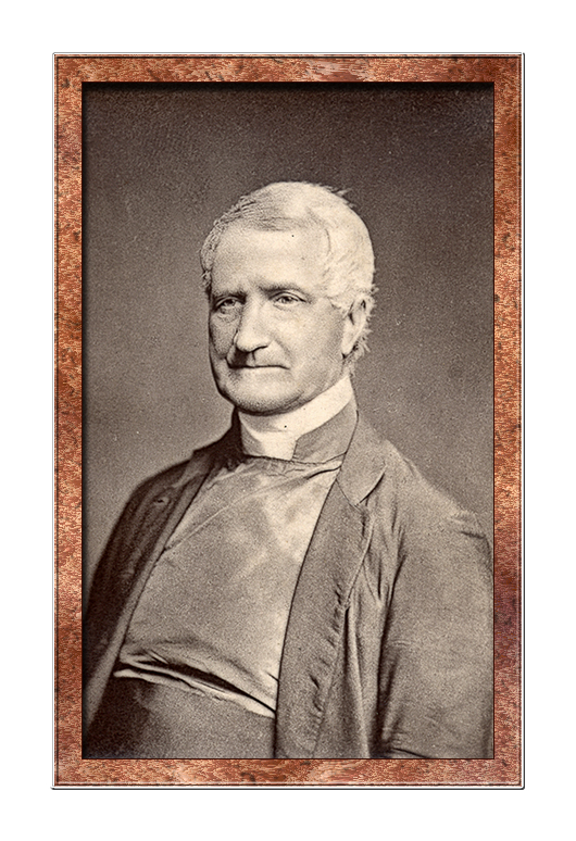 Photo of Bishop Tyrrell