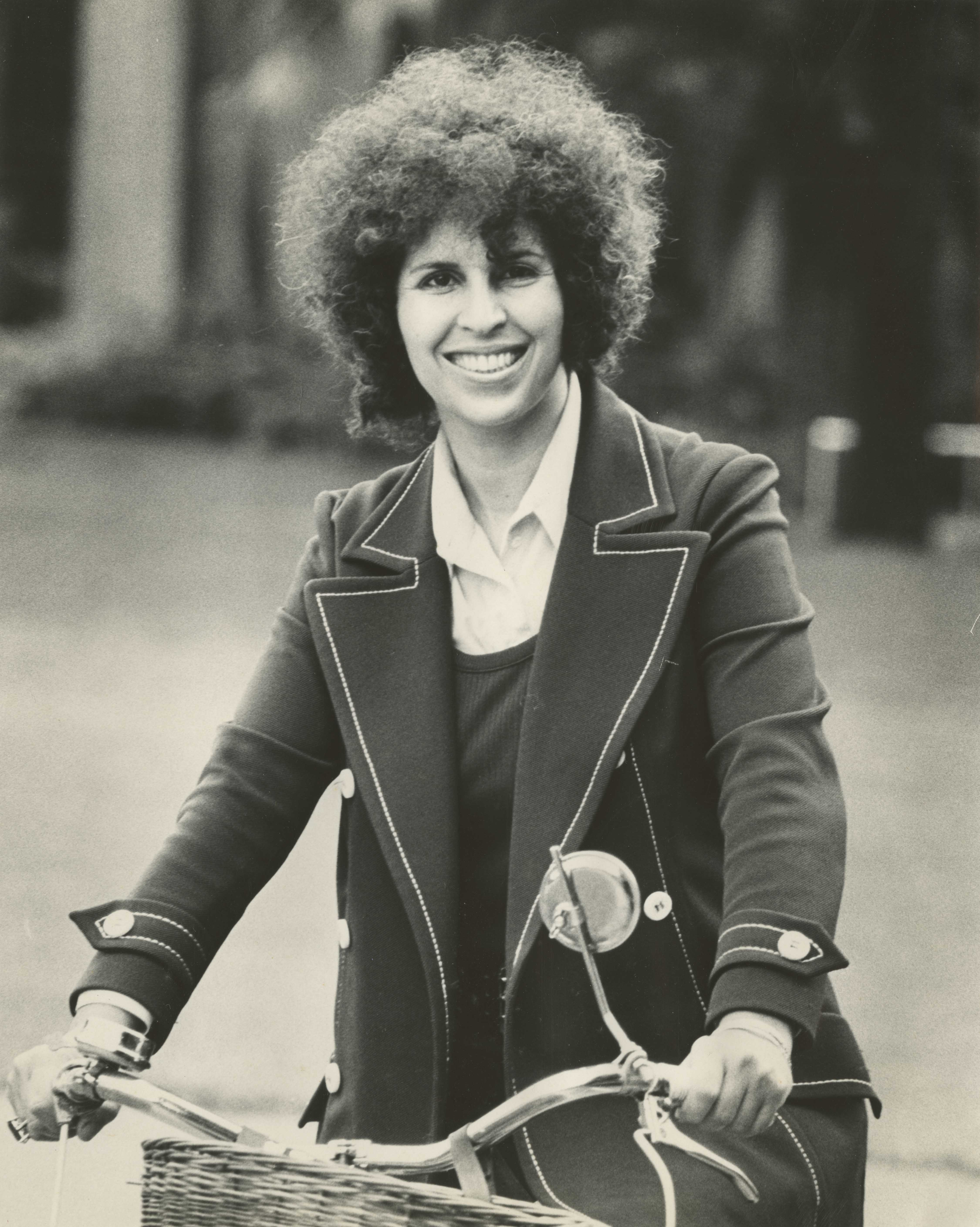 Photo of Dr. Edna Saffy, 1973