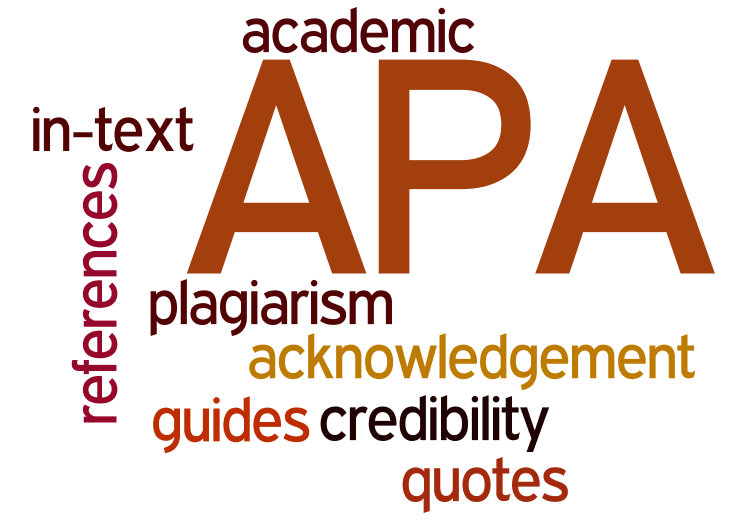 how to write an apa referencing