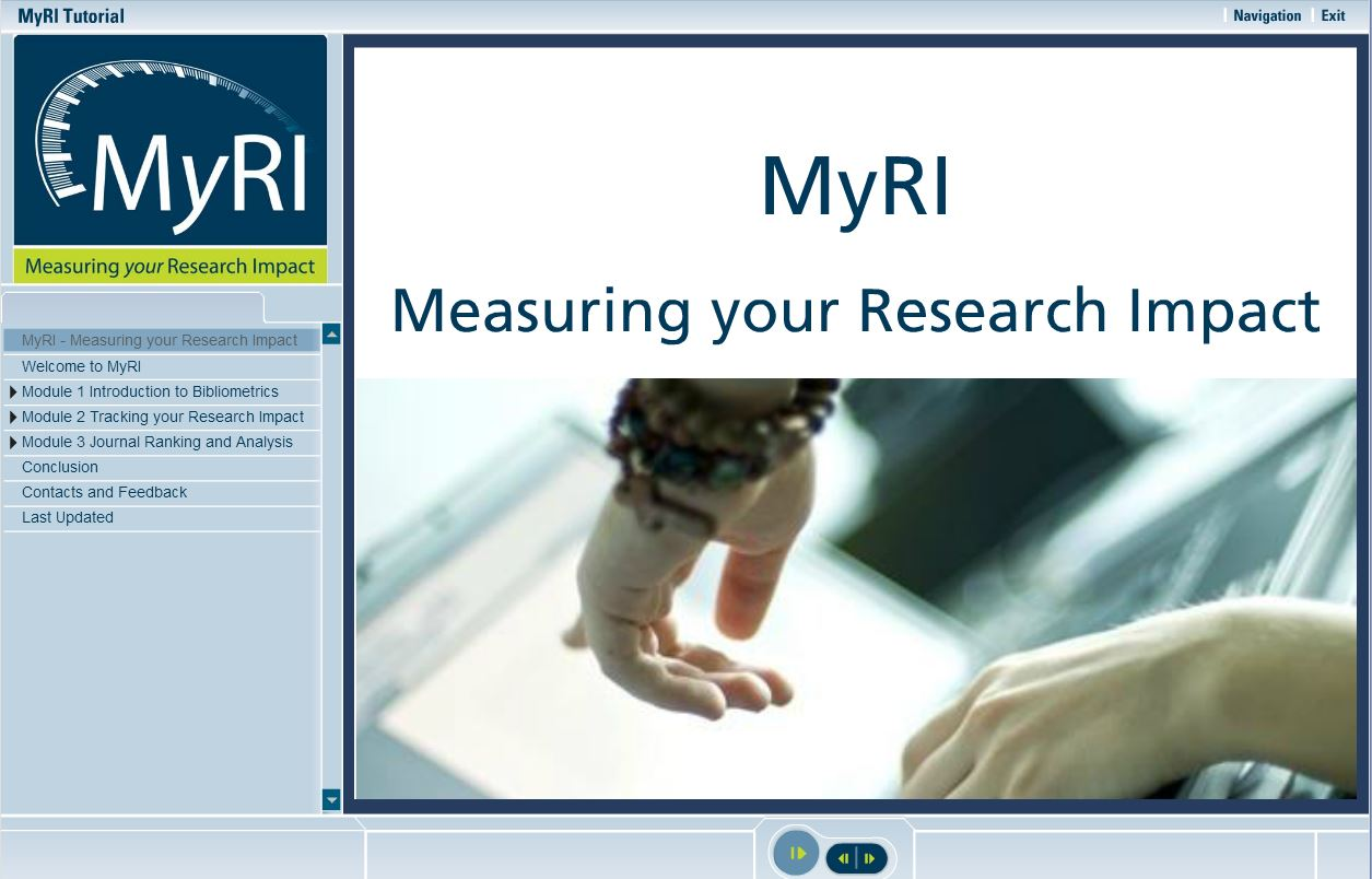 MyRI Tutorial Screenshot