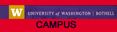 UW Bothell campus alert notification