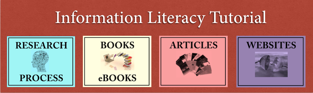 Information Literacy Online Tutorial