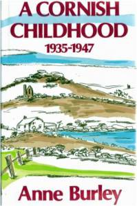 A Cornish Childhood - book cover