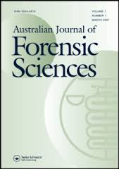 Journal of Forensic Sciences Image