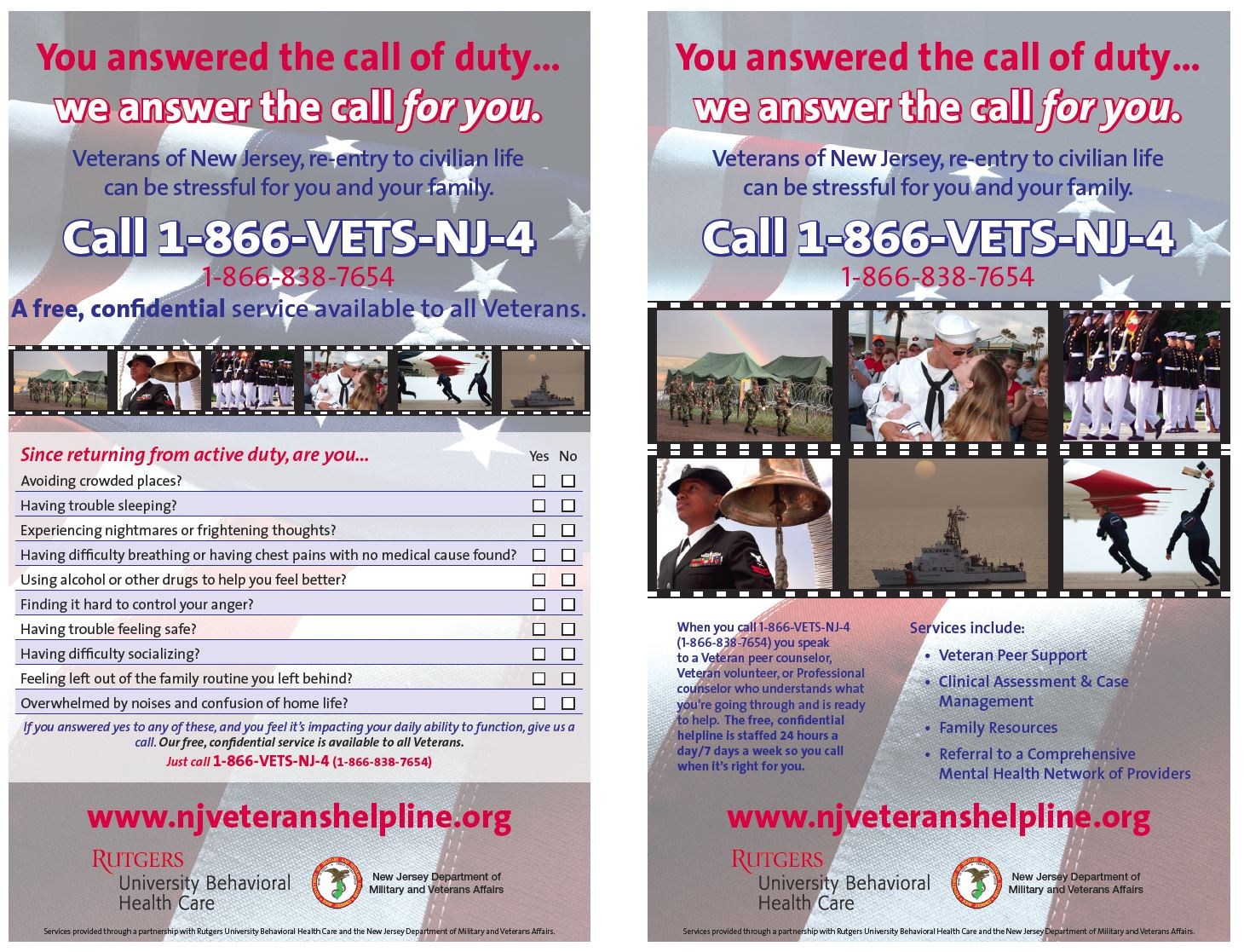 NJ Veterans Pamphlet