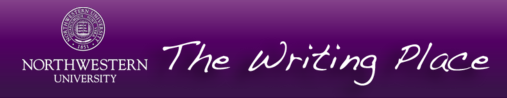 The Writing Place logo