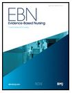 Front cover of Evidence Based Nursing