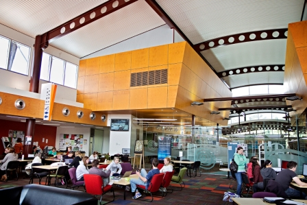 Albury Learning Commons