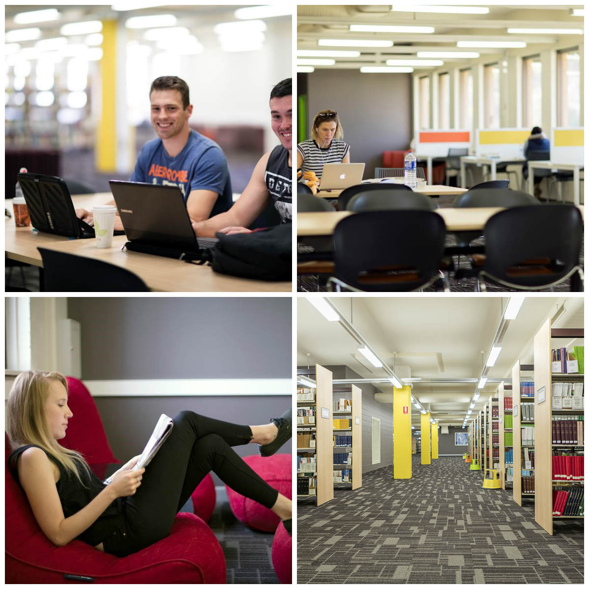 Our new facilities in the Wagga Library and Commons