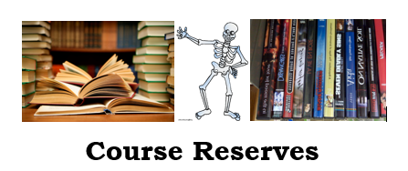 Course Reserves - Click to Access