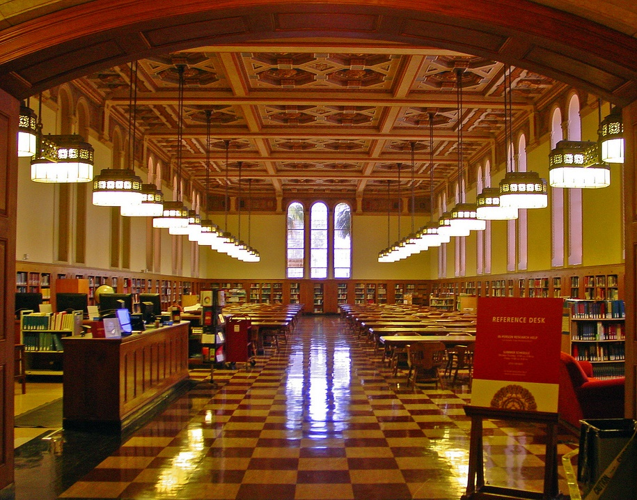 Doheny Memorial Library - 52 Photos & 37 Reviews ...