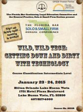 Wild, wild tech: getting down and dirty with technology