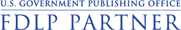 US Government Publishing Office FDLP Partner