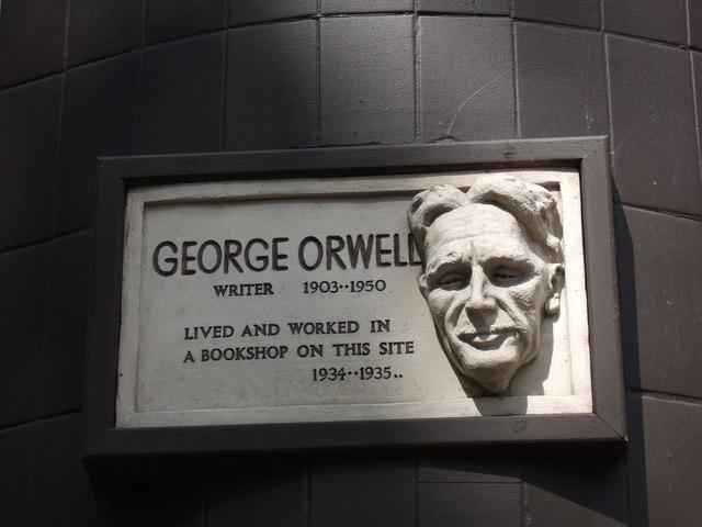George Orwell UK Free Download Alamy