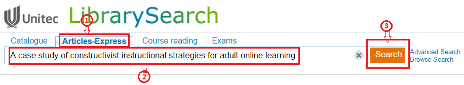 Find Articles Librarysearch Help Subject Study Guides At