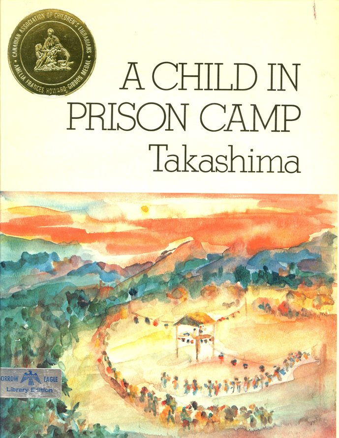 A Child in Prison Camp book cover