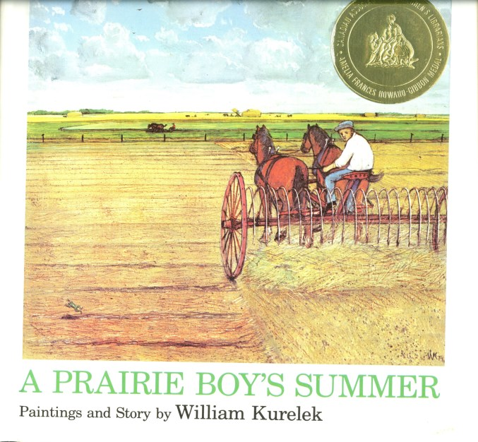 A Prairie Boy's Summer book cover