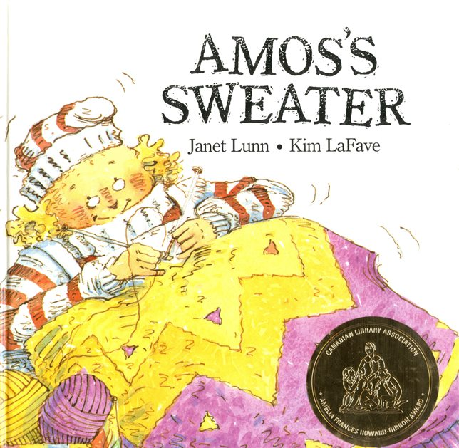 Amoss Sweater book cover