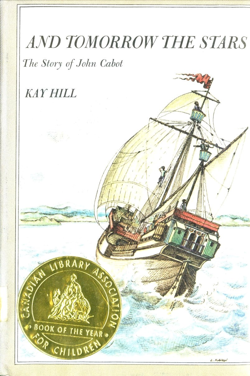 Kay Hill And Tomorrow the Stars book cover