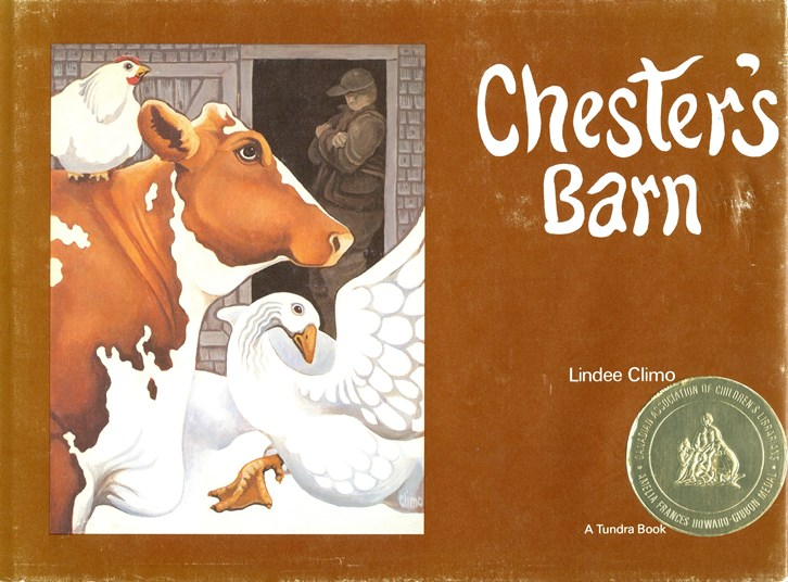 Chesters Barn book cover