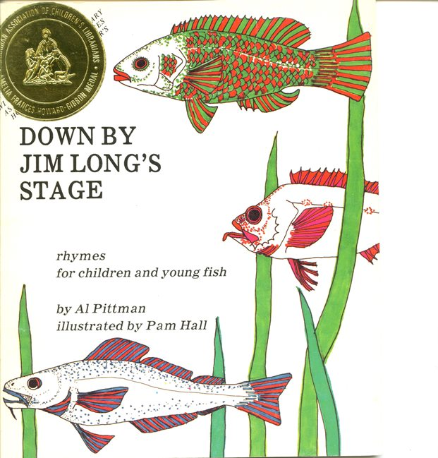 Down by Jim Longs Stage book cover