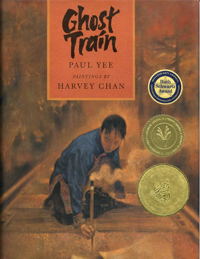 Ghost Train book cover