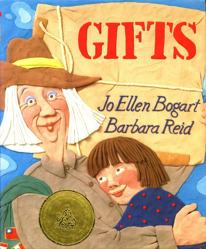 Gifts book cover