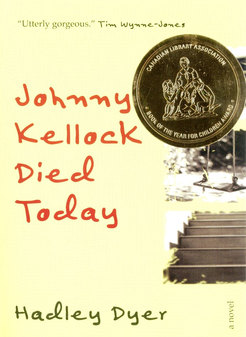 Hadley Dyer Johnny Kellock Died Today book cover