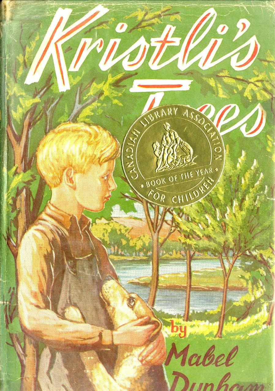 Mabel Dunham Kristlis Trees book cover