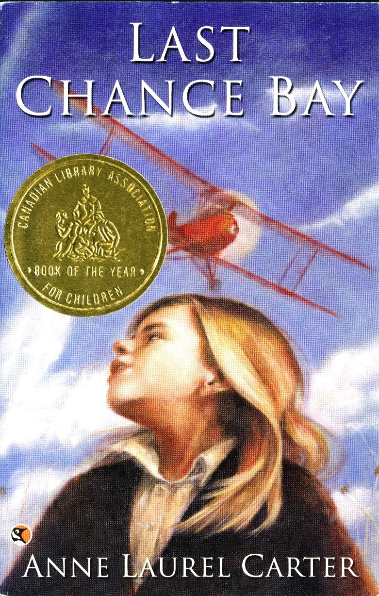 Anne Laurel Carter Last Chance Bay book cover
