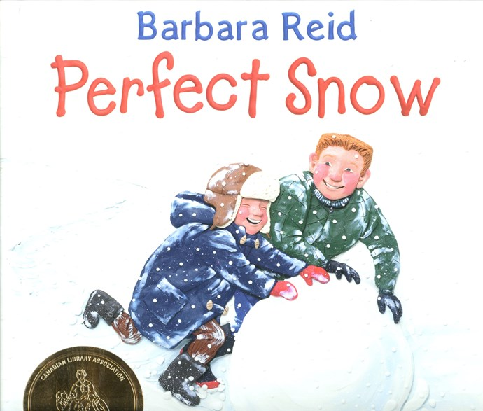 Perfect Snow book cover