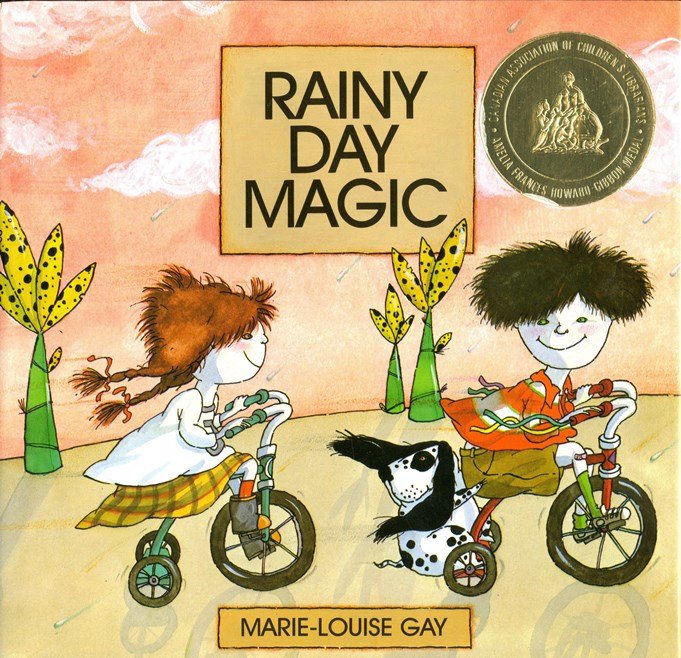 Rainy Day Magic book cover