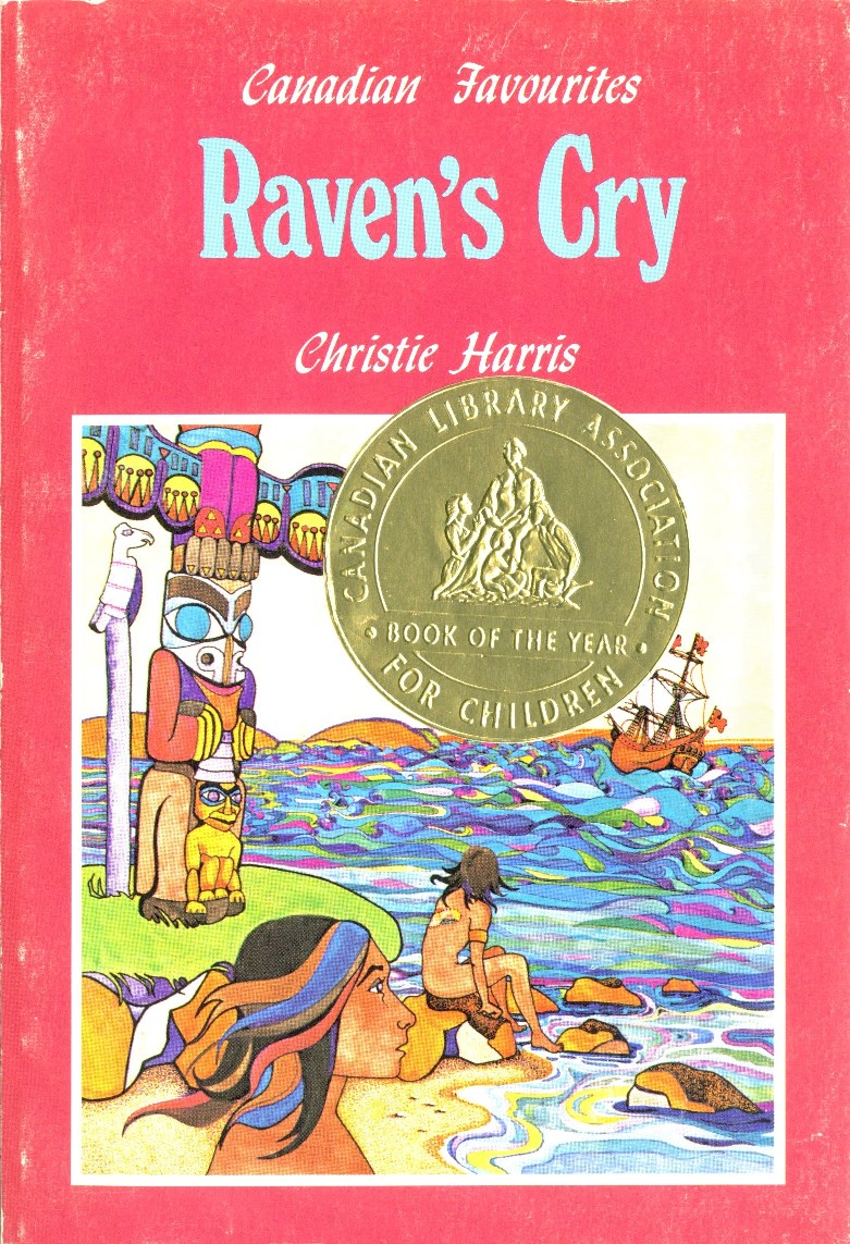 Christie Harris Raven's Cry book cover