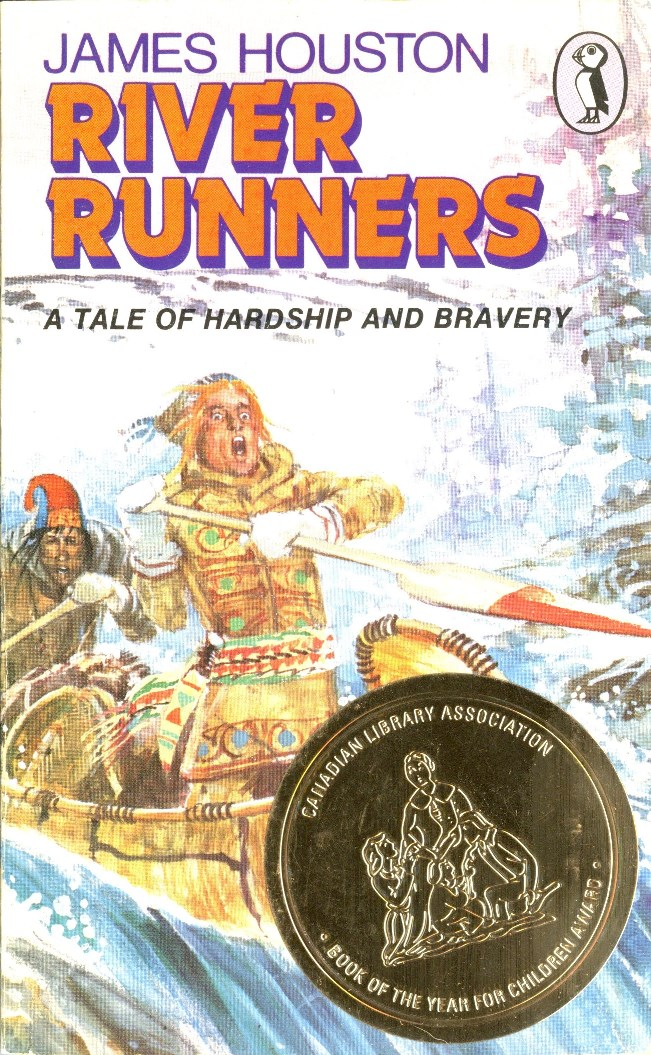 James Houston River Runners book cover