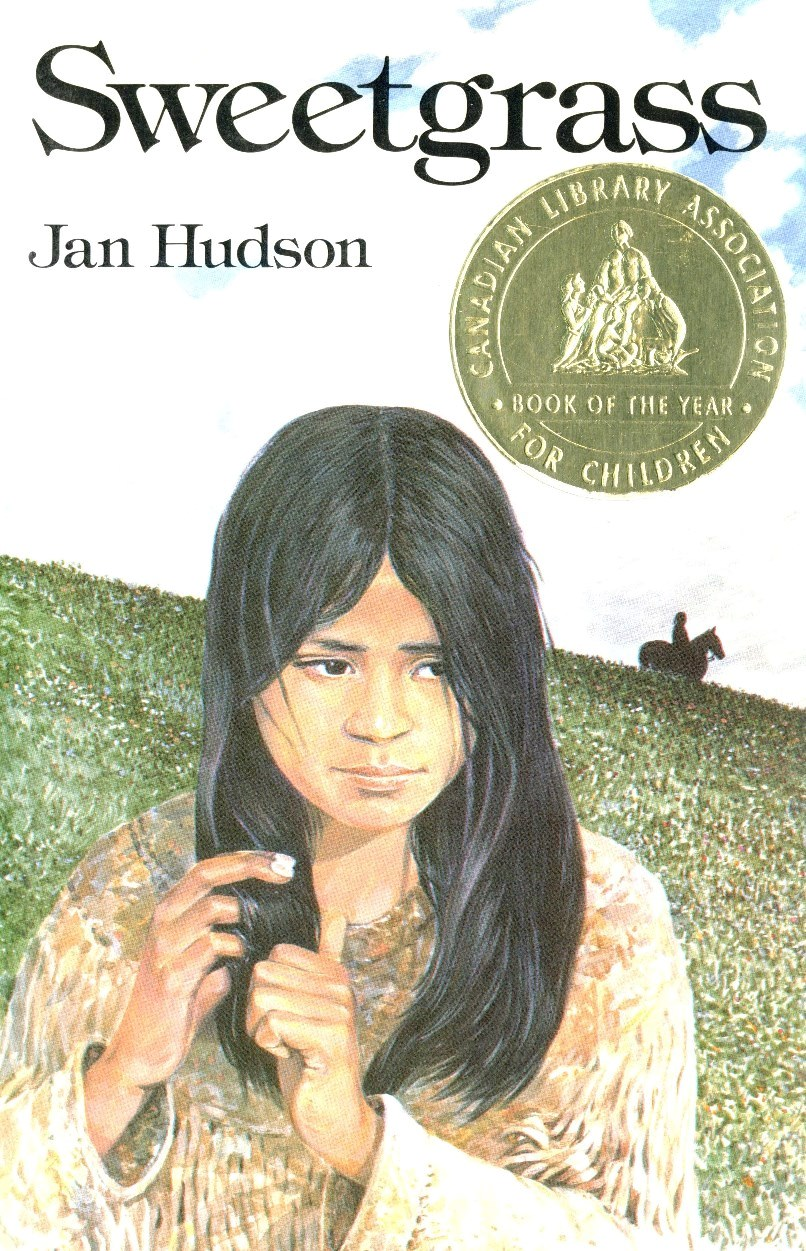 Jan Hudson Sweetgrass book cover